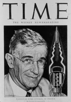 invention vannevar bush wrote about in a 1945 essay