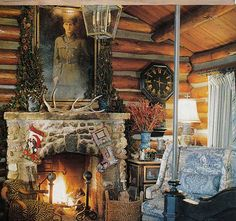 "Charles Faudree Country French | Charles Faudree...french country Christmas at ""The ... 