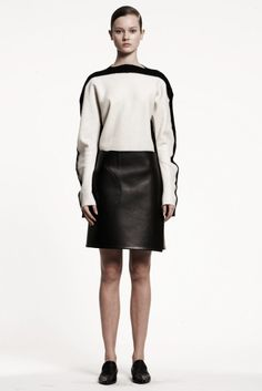 Calvin Klein Collection | Pre-Fall 2010 Collection | Style.com