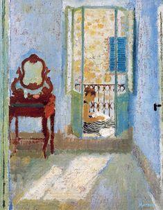 Alberto Morroco - The Blue Bedroom