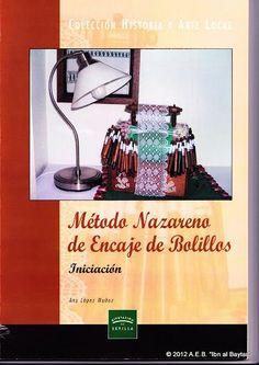 Metodo Nazareno De Encaje De Bolillos | Bolillos | Pinterest
