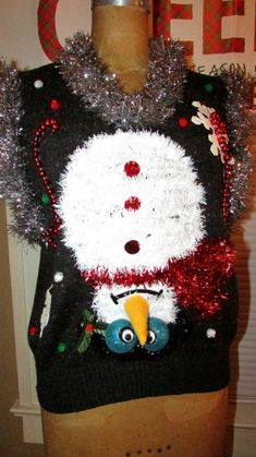 25 Ugly Christmas Sweaters You Wish That You Owned