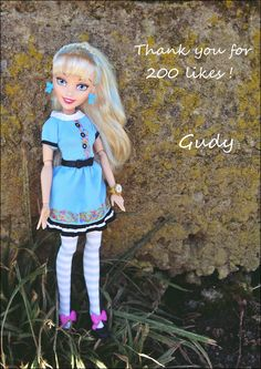 Descendants Ally doll photo by Gudy