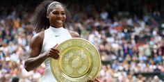 Serena Williams wins Wimbledon 2016