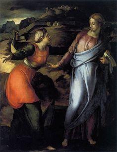 Jacopo Pontormo - Noli Me Tangere - WGA18107.jpg
