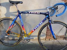 Trek (Lance Armstrong's) Road Bike Gear, Road Bikes, Bicycle Rims, Trek Bikes, Commuter Bike, Electric Bicycle, Classic Bikes, Bike Design, Vintage Bicycles