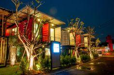 Welcome to Sleep box Chiang Mai Thailand
