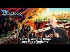 Testimonio de Ex-Brujo, asesino de Cristianos, ENCUENTRO CON Cristo en el Infierno 3/3 - YouTube