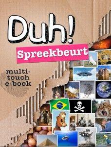 Gratis e-book Duh! Spreekbeurt