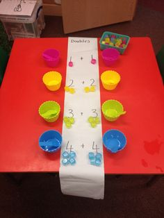 Exploring doubles- Australian Curriculum - Year 2 - ACMNA030 - Solve simple addition & subtraction problems using a range of efficient mental & written strategies Commutative Property, Building to 10, Doubles, Tens facts, Adding 10