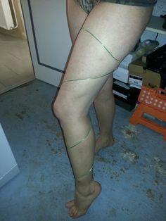Tour de jambe