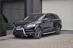 Bullbar Audi Q7, Bara protectie Audi Q7, tinted Audi Q7, White Audi SQ7 Q7, Custom Audi Q7, tuning Audi Q7 Audi Q7, 4x4, Chrome, Trucks, Vehicles, Truck, Car, Vehicle, Tools