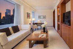 Room detail — Empire Suite, at Langham Place, Fifth Avenue.