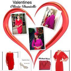 fabulous dresses for Valentine's❤️❤️ Fabulous Dresses, Stylish Dresses, Valentines, Michael Kors, Red, Design, Valentine's Day Diy, Elegant Dresses, Valentines Day