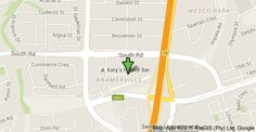 Map of Appel Rd, Sandton, 2090