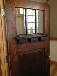 repurposed antique door