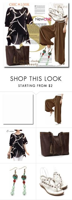 """""""Newchic Anniversary SALE !"""" by pesanjsp ❤ liked on Polyvore featuring newchic"""