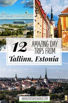 12 Amazing Day Trips from Tallinn, Estonia - From enjoying the stunning beaches of Pärnu to exploring the picturesque town of Otepää, here are the best day trips from Tallinn, Estonia! >> Click through to read the full post! European Destination, European Travel, Amazing Destinations, Travel Destinations, Thailand, Estonia Travel, Europe Travel Tips, Amazing Adventures, Future Travel