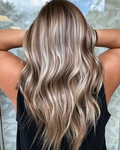 """3,602 Likes, 38 Comments - Mallery Share (@hellobalayage) on Instagram: """"Champagne Blonde #simplicitybalayage BEHIND THE CHAIR ONE SHOT #behindthechair…"""""""