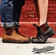 Sharing the love! Blundstone boots looks good for all seasons!