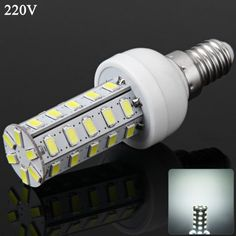 7W SMD-5730 36 LEDs E14 1600Lm White Light Dimmable Light Corn Bulb