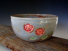 Ceramic Salad Bowl - Soup Bowl - Cereal Bowl - Ice Cream Dish