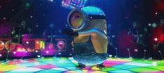minions dança festa disney amigos arrasando party hard blog