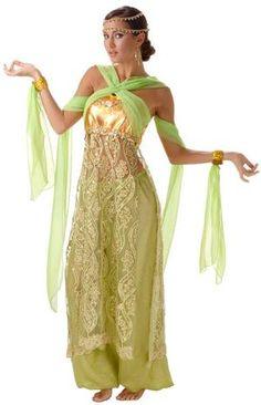 arabian shiek harem attire  | ハロウィン 衣装 コスチューム コスプレ ダンス ...