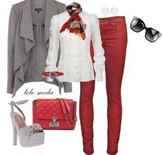 LOLO Moda: #trendy #women #outfits #2014, http://lolomoda.com/stunning-womens-summer-fashion/
