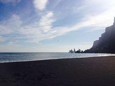 La playa de Vík y su leyenda