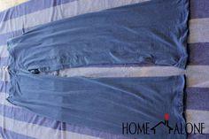 Como desencolher roupas