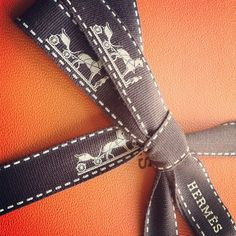 The best things come in #Hermes boxes.