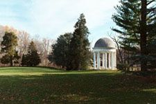 Montpelier- Orange, VA- home of James and Dolly Madison, also owned by the DuPonts