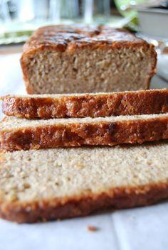Low-Sodium Vegan Banana Bread