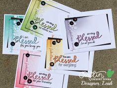 Leah Schaeffer : Craftin Desert Divas June Product Release Blog Hop