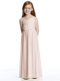 Flower Girl Style FL4045 http://www.dessy.com/dresses/bridesmaid/fl4045/?color=mocha&colorid=48#.VKZCNrmPLWM