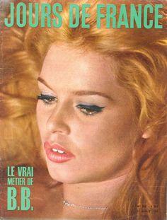 Brigitte Bardot - Jours de France n°352, 12 août 1961