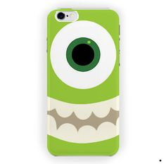 Monster Inc Disney Movie Trailer For iPhone 6 / 6 Plus Case