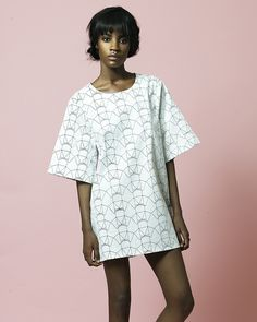 FEATURE: South African, London-based textile womenswear designer Sindiso Khumalo presents Zulu and Ndebele heritage-inspired prints in SS16 collection