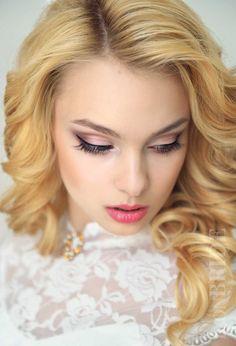 Perfect wedding makeup :: one1lady.com :: #makeup #eyes #eyemakeup