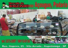 JORNAL AÇÃO POLICIAL ITAPETININGA E REGIÃO ONLINE: MERCADO DO WAGUINHO III Rua. Itapeva, 25 Vila Arruda - Itapetininga, SP tel: (15) 3373-2007 / 98112-0138