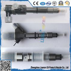 ERIKC 044120139 Bos/ch auto engine injector assy 0 445 120 139 diesel rail fuel injector assembly 0445 120 139