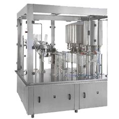 Automatic Bottle Rinsing Filling machine (60 BPM RFC Machine) We offer a high quality range of RFC series machines that is fully automatic and offers an integration of washing, filling and capping facility.