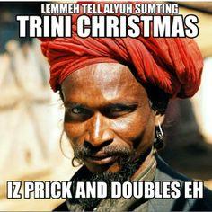 LMAO #trinimeme #trinidadians #doubles