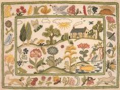 Risultati immagini per royal school of needlework immagini
