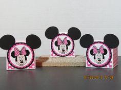 Minnie Mouse Treat/Favor Boxes