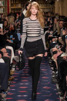 Sonia Rykiel - Fall 2015 Ready-to-Wear - Look 4 of 47
