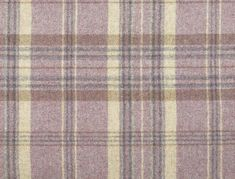 Moon manufacture luxury wool fabric for interiors - our Heather Wools range has been influenced by the pastels of Springtime, perfect for soft furnishings. Sun Cafe, Tartan Wallpaper, Cosy Room, Different Types Of Fabric, Creative Textiles, Front Rooms, Scottish Tartans, Tweed Fabric, Repeating Patterns