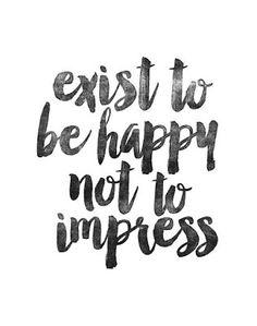 Olivia Elizabeth: Exist to Be Happy Not to Impress