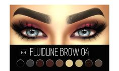 mac-cosimetics Fluidline Brow 04 (HQ)